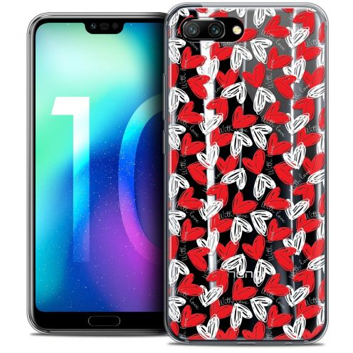 "Coque Crystal Gel Huawei Honor 10 (5.8"") Extra Fine Love - With Love"