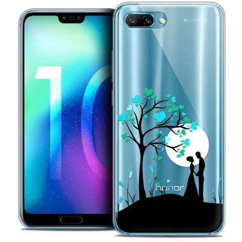 "Coque Crystal Gel Huawei Honor 10 (5.8"") Extra Fine Love - Sous l'arbre"