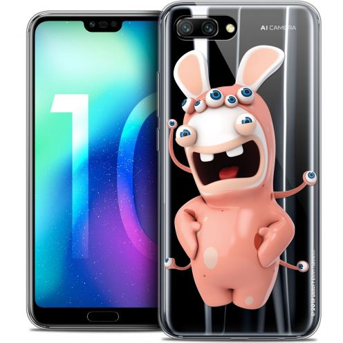 """Crystal Gel Huawei Honor 10 (5.8"""") Case Lapins Crétins™ Extraterrestre"""