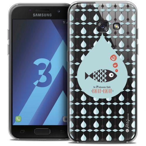 Extra Slim Crystal Samsung Galaxy A3 2017 (A320) Case Petits Grains® Le Poisson