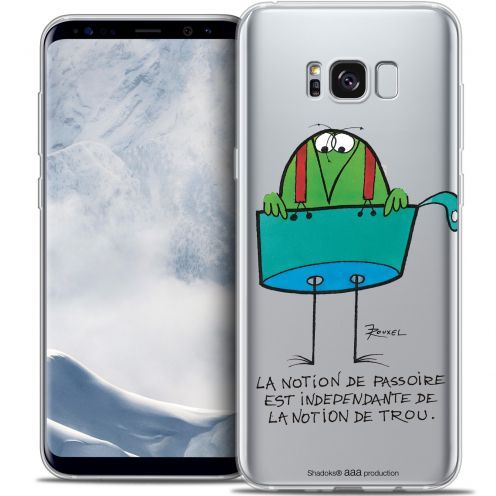 Extra Slim Crystal Gel Samsung Galaxy S8+/ Plus (G955) Case Les Shadoks® La Passoire