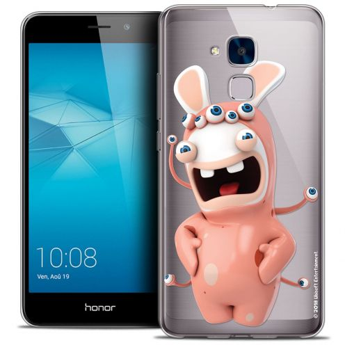 Crystal Gel Huawei Honor 5C Case Lapins Crétins™ Extraterrestre
