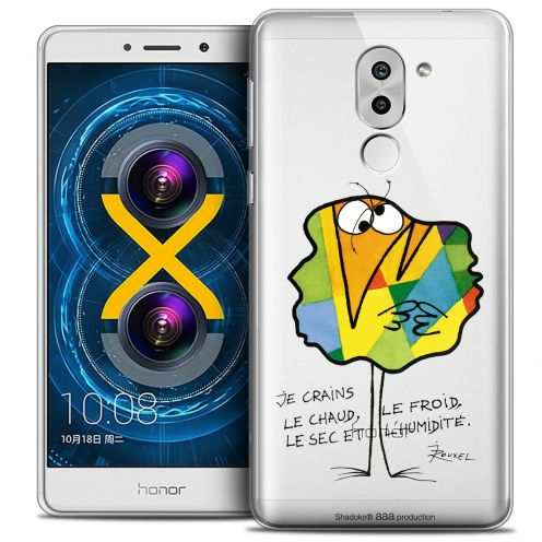 Extra Slim Crystal Gel Huawei Honor 6X Case Les Shadoks® Chaud ou Froid