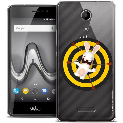 "Crystal Gel Wiko Tommy 2 (5"") Case Lapins Crétins™ Target"