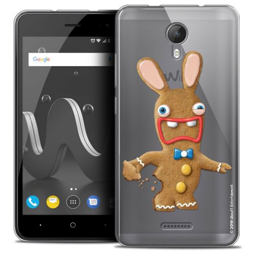 "Crystal Gel Wiko Jerry 2 (5"") Case Lapins Crétins™ Cookie"