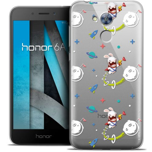 "Crystal Gel Huawei Honor 6A (5"") Case Lapins Crétins™ Space 2"