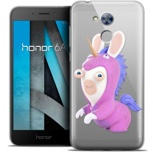 "Crystal Gel Huawei Honor 6A (5"") Case Lapins Crétins™ Licorne"