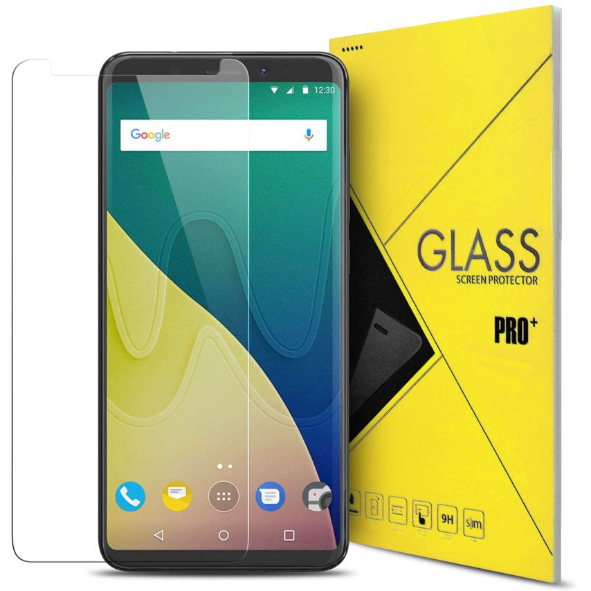 Glass Pro+ Ultra HD 9H 0.33mm Tempered Glass Screen Protector for Wiko View XL