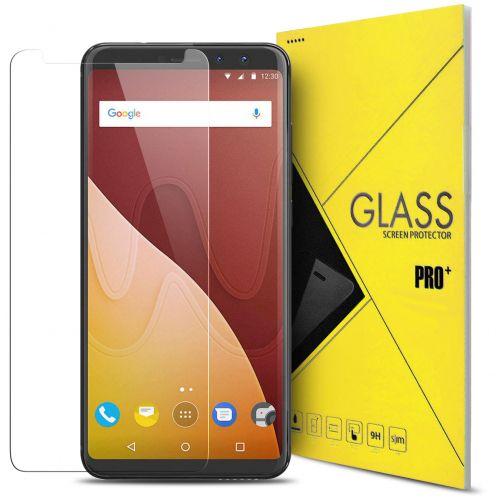 Glass Pro+ Ultra HD 9H 0.33mm Tempered Glass Screen Protector for Wiko View PRIME