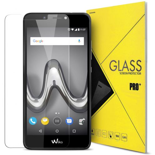 Glass Pro+ Ultra HD 9H 0.33mm Tempered Glass Screen Protector for Wiko Tommy 2 PLUS