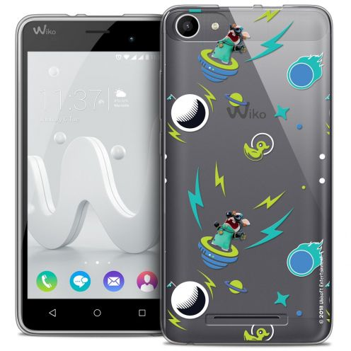 Crystal Gel Wiko Jerry Case Lapins Crétins™ Space 1