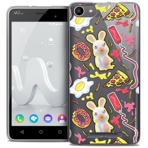 Crystal Gel Wiko Jerry Case Lapins Crétins™ Egg Pattern