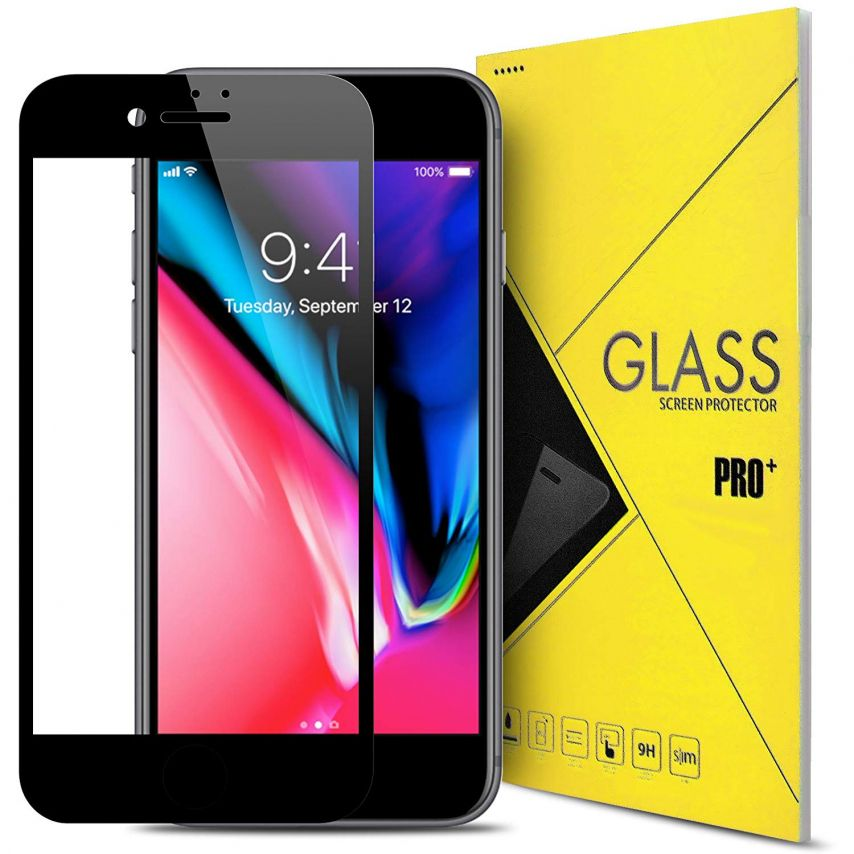 Glass Pro+ Ultra HD 9H 0.33mm Tempered Glass Screen Protector for Apple iPhone 7/8