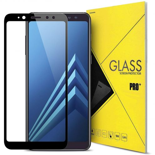 Glass Pro+ Ultra HD 9H 0.33mm Tempered Glass Screen Protector for Samsung Galaxy A8 2018 A530