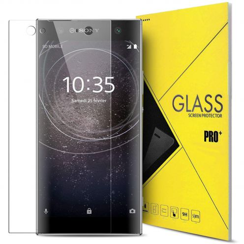 Glass Pro+ Ultra HD 9H 0.33mm Tempered Glass Screen Protector for Sony Xperia XA2 ULTRA