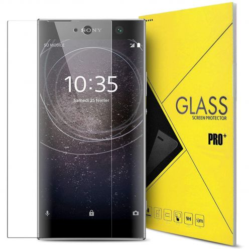 Glass Pro+ Ultra HD 9H 0.33mm Tempered Glass Screen Protector for Sony Xperia XA2