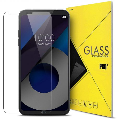 Glass Pro+ Ultra HD 9H 0.33mm Tempered Glass Screen Protector for LG Q6