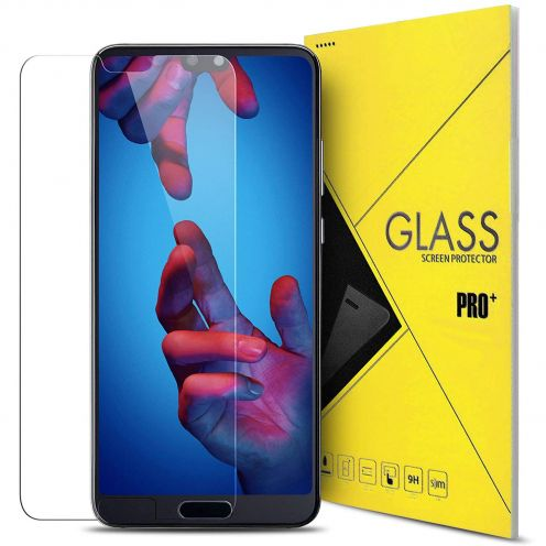 Glass Pro+ Ultra HD 9H 0.33mm Tempered Glass Screen Protector for Huawei P20