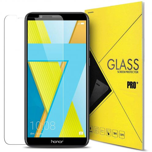 Glass Pro+ Ultra HD 9H 0.33mm Tempered Glass Screen Protector for Honor 7X