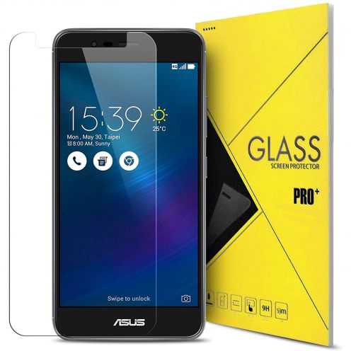 Glass Pro+ Ultra HD 9H 0.33mm Tempered Glass Screen Protector for Asus Zenfone 3 Max ZC520TL