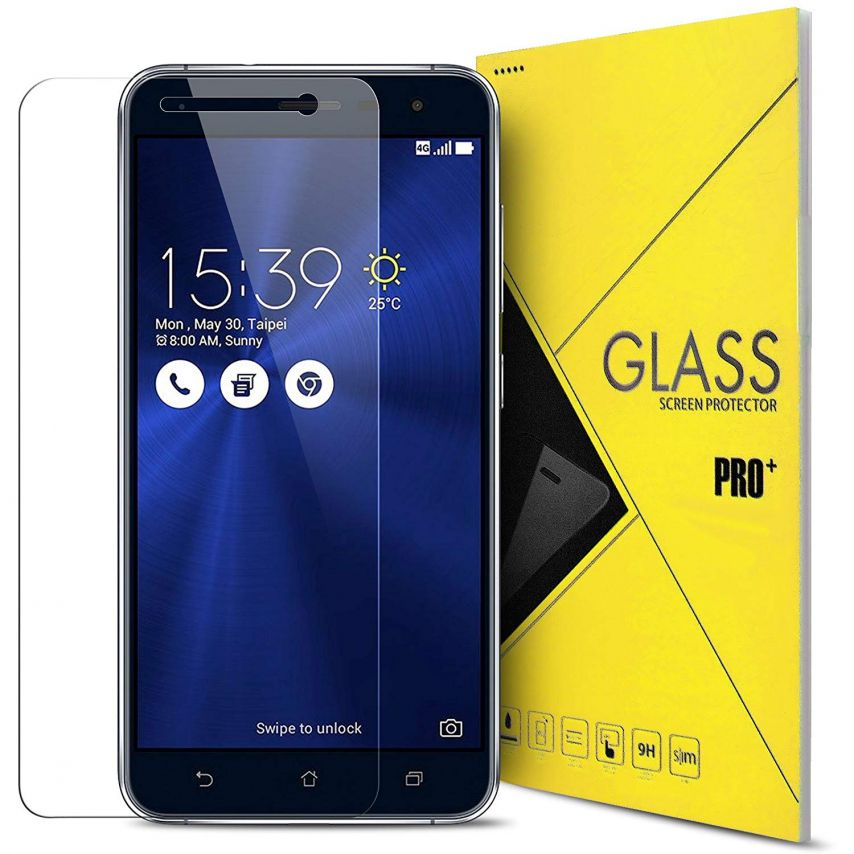 Glass Pro+ Ultra HD 9H 0.33mm Tempered Glass Screen Protector for Asus Zenfone 3 ZE552KL