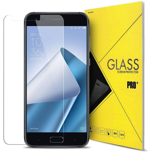 Glass Pro+ Ultra HD 9H 0.33mm Tempered Glass Screen Protector for Asus Zenfone 4 ZE554KL