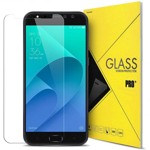 Glass Pro+ Ultra HD 9H 0.33mm Tempered Glass Screen Protector for Asus Zenfone 4 Selfie PRO ZD552KL