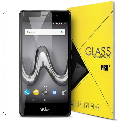 Glass Pro+ Ultra HD 9H 0.33mm Tempered Glass Screen Protector for Wiko Tommy 2