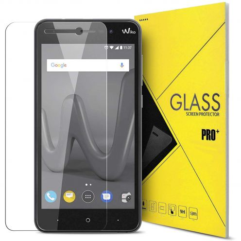 Glass Pro+ Ultra HD 9H 0.33mm Tempered Glass Screen Protector for Wiko Lenny 4
