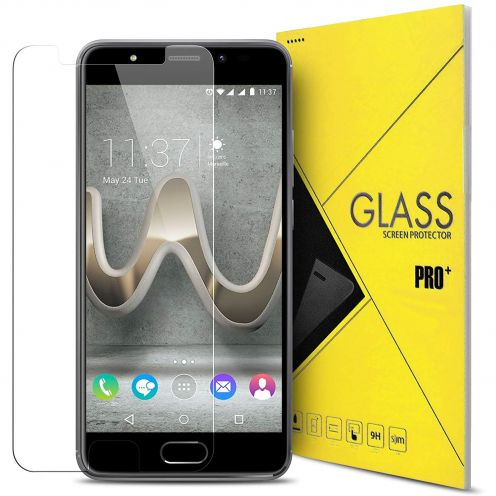 Glass Pro+ Ultra HD 9H 0.33mm Tempered Glass Screen Protector for Wiko U Feel PRIME