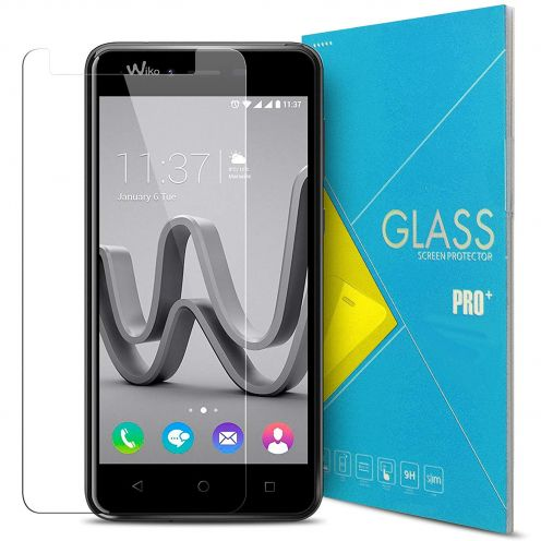 Glass Pro+ Ultra HD 9H 0.33mm Tempered Glass Screen Protector for Wiko Jerry MAX