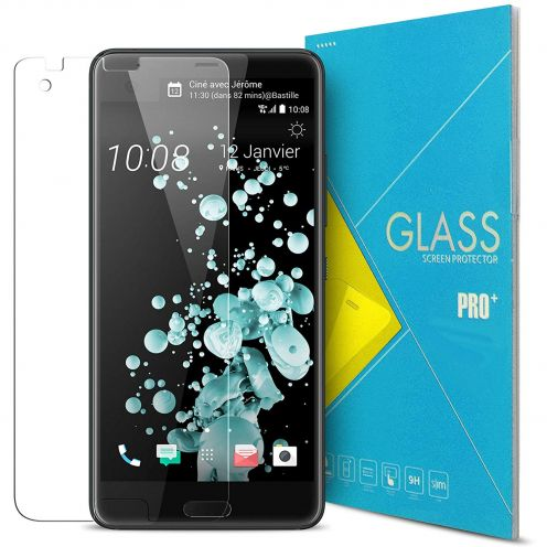 Glass Pro+ Ultra HD 9H 0.33mm Tempered Glass Screen Protector for HTC U Ultra