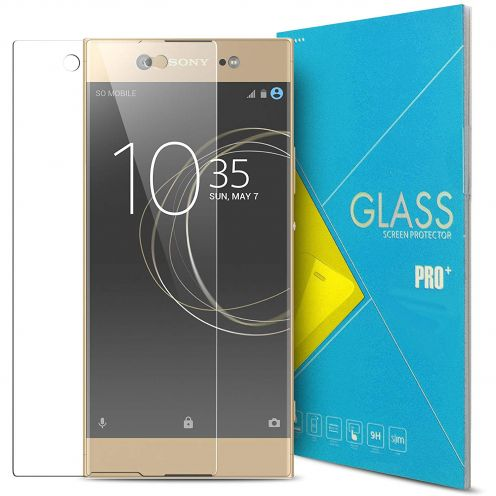 Glass Pro+ Ultra HD 9H 0.33mm Tempered Glass Screen Protector for Sony Xperia XA1 Ultra