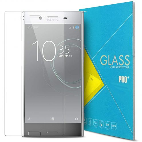 Glass Pro+ Ultra HD 9H 0.33mm Tempered Glass Screen Protector for Sony Xperia XZ Premium