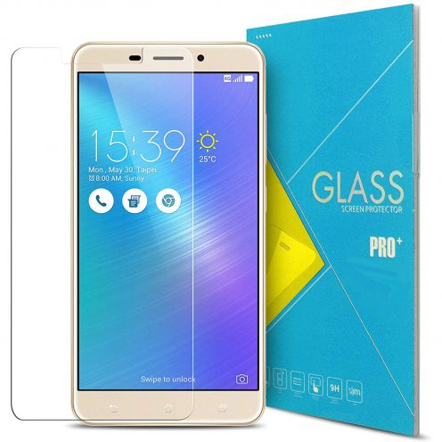 """Glass Pro+ Ultra HD 9H 0.33 mm Tempered Glass Screen Protector for Asus Zenfone 3 Laser ZC551KL 5.5"""""""