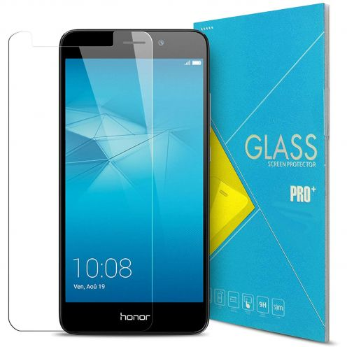Glass Pro+ Ultra HD 9H 0.33 mm Tempered Glass Screen Protector for Huawei Honor 5C / 7 Lite