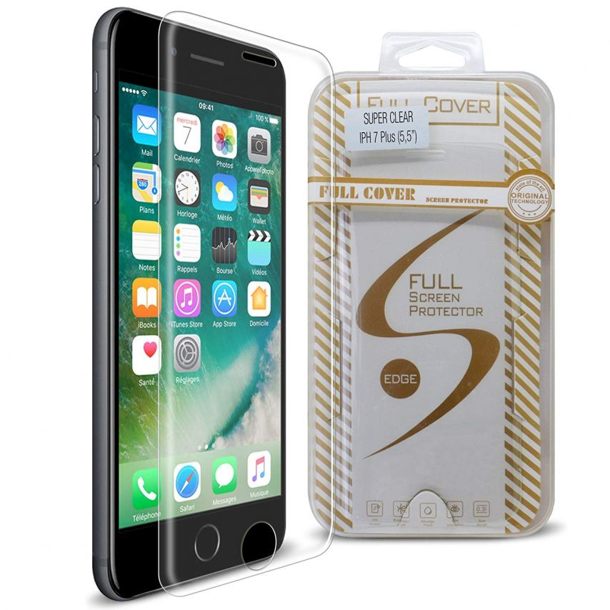 Glass Pro+ Ultra HD 9H 0.33mm Tempered Glass Screen Protector for Apple iPhone 7/8 Plus (5.5)