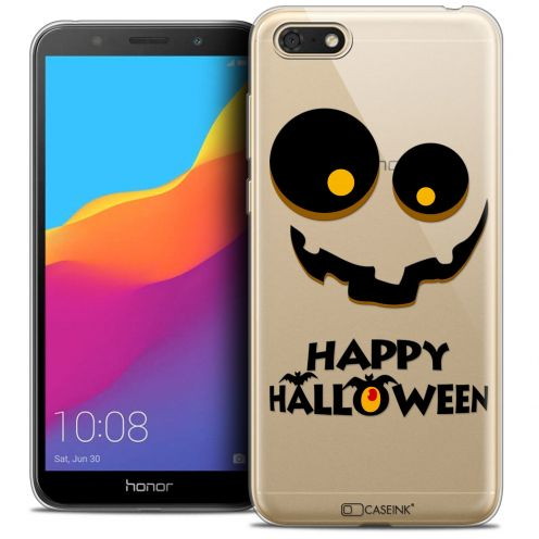 "Extra Slim Crystal Gel Honor 7S (5.45"") Case Halloween Happy"