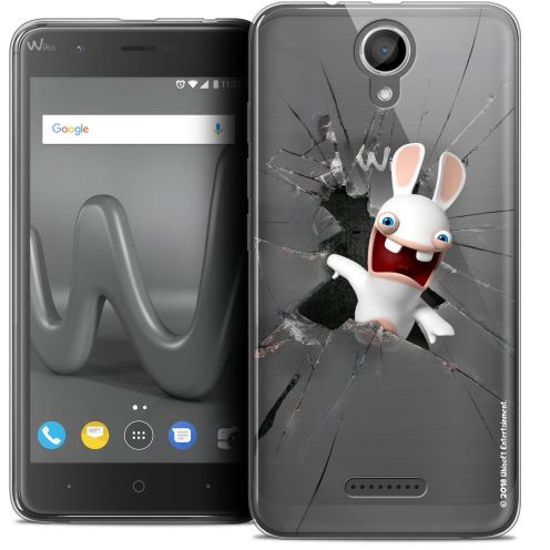 "Crystal Gel Wiko Harry (5"") Case Lapins Crétins™ Breaking Glass"