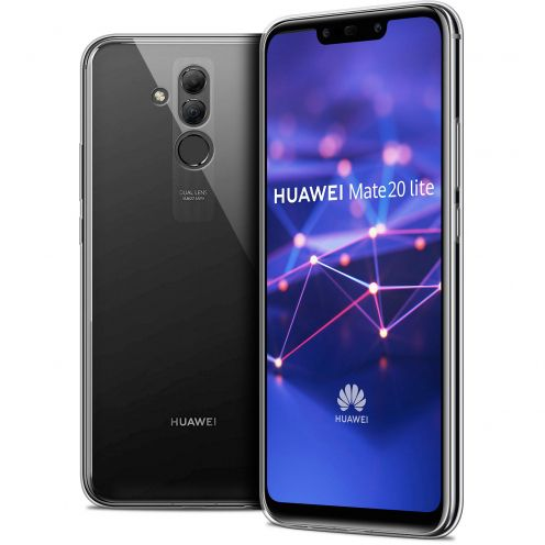 "Extra Slim 1mm Crystal Clear Mate 20 Lite Flexible Case Huawei Mate 20 Lite (6.3"")"