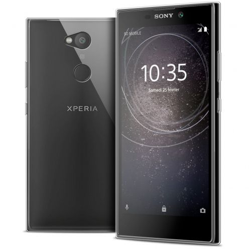 "Extra Slim 1mm Crystal Clear Xperia L2 Flexible Case Sony Xperia L2 (5.5"")"