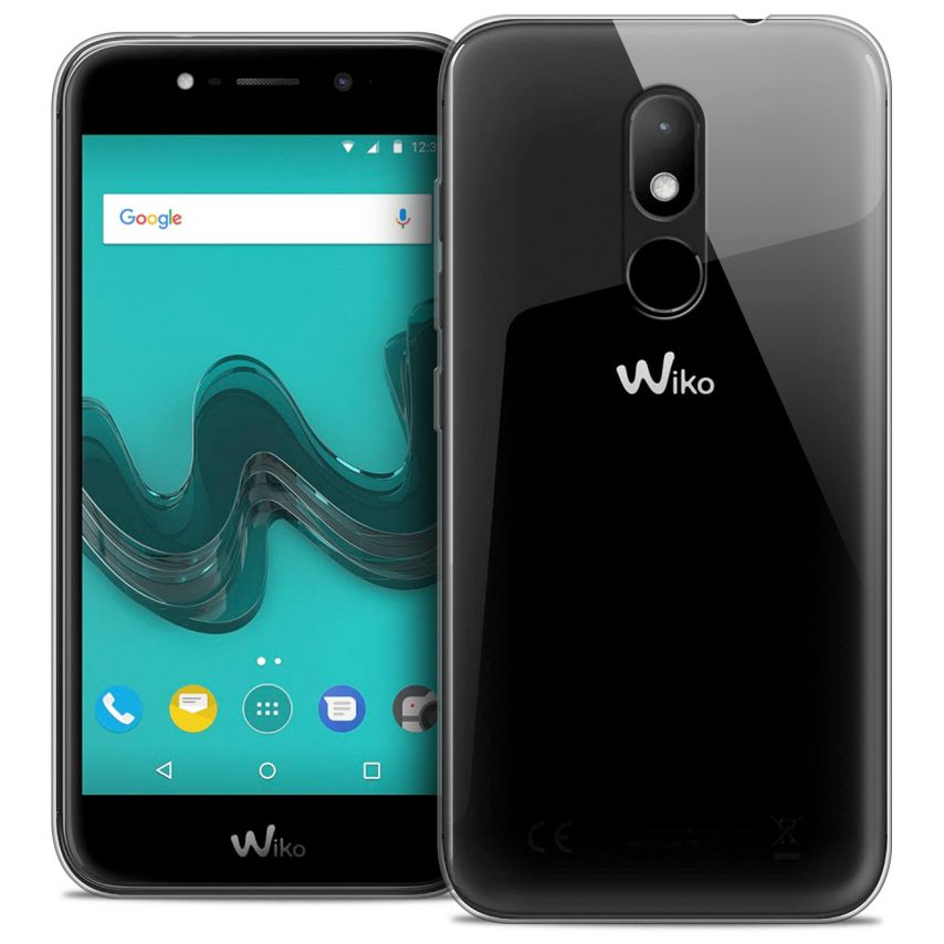 "Extra Slim 1mm Crystal Clear View Flexible Case Wiko Wim LITE (5.0"")"
