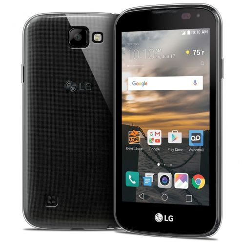 Extra Slim 1mm Crystal Clear View Flexible Case LG K3