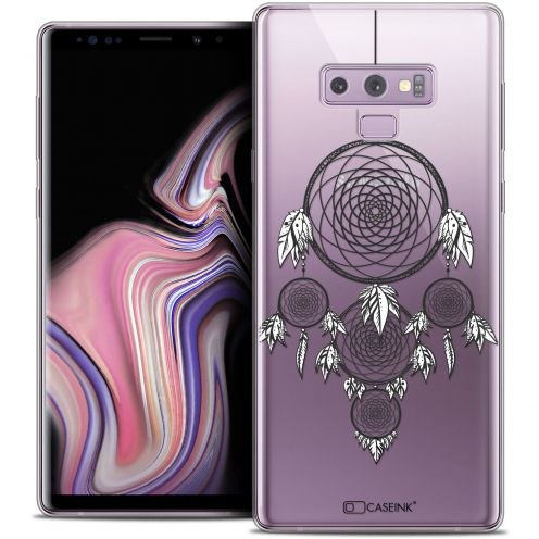 "Extra Slim Crystal Gel Samsung Galaxy Note 9 (6.4"") Case Dreamy Attrape Rêves NB"