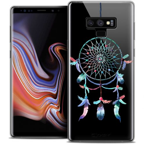 "Extra Slim Crystal Gel Samsung Galaxy Note 9 (6.4"") Case Dreamy Attrape Rêves Rainbow"