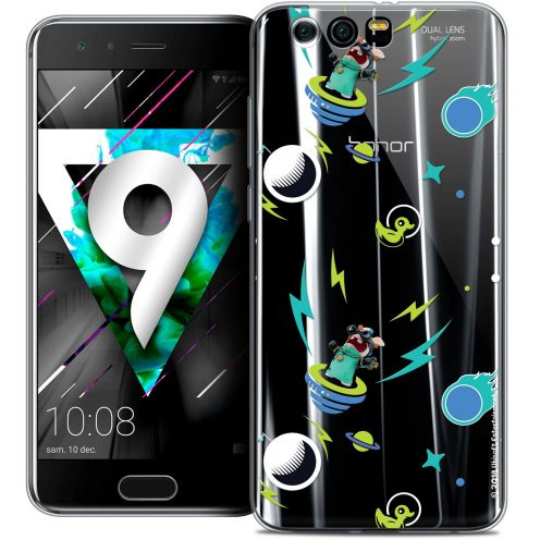 "Crystal Gel Huawei Honor 9 (5.15"") Case Lapins Crétins™ Space 1"