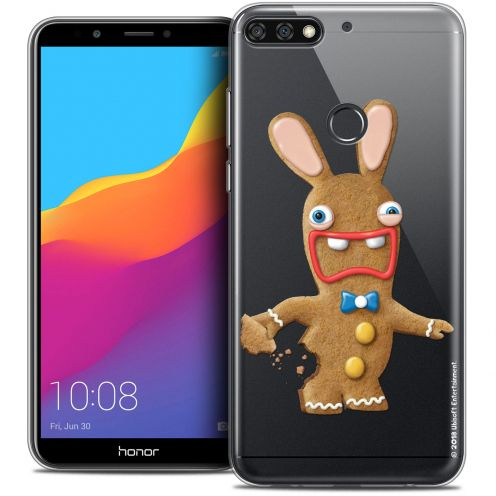 "Crystal Gel Honor 7C (5.99"") Case Lapins Crétins™ Cookie"