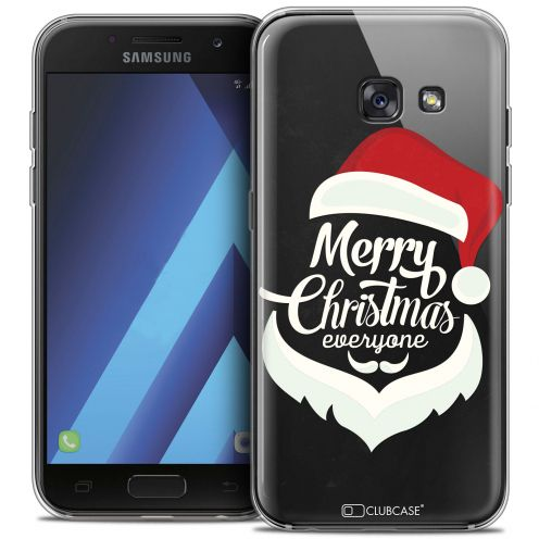 "Extra Slim Crystal Gel Samsung Galaxy A7 2017 A700 (5.7"") Case Noël 2017 Merry Everyone"