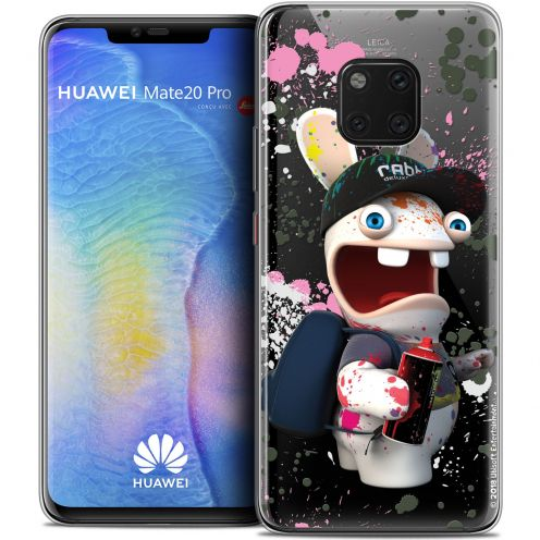 "Crystal Gel Xiaomi Mate 20 PRO (6.4"") Case Lapins Crétins™ Painter"