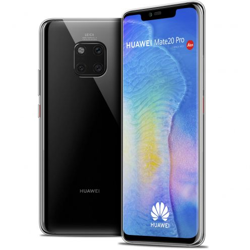 "Extra Slim 1mm Crystal Clear Mate 20 PRO Flexible Case Huawei Mate 20 PRO (6.4"")"